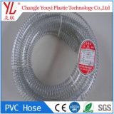 Fabriqué en Chine du fil en acier flexible haute pression flexible en PVC renforcé