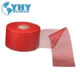 Nastro autoadesivo della maglia di vetro di fibra con il vestito per termoresistente