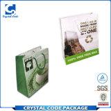 Изготовленный на заказ печати мешок относящи к окружающей среде содружественный каменный бумажный