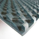 La Chine a vu Convoyeur à courroie crantée de PVC pour le Marbre polisseur de pierre
