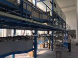 Kundenspezifischer Farben-medizinischer Latex-Handschuh-Produktionszweig für heiße Verkaufs-Maschine