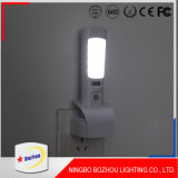 Night LED Light White, Rechargeable LED indoor Light