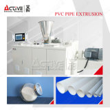 Linha de parafuso Twin cónico para tubo de PVC Coxim Extrusor