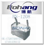 Recambios autos de Bonai para el refrigerador de petróleo de BMW X5 (17207500754/17101439112)