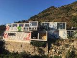 Stahlkonstruktion-modulares Behälter-Haus