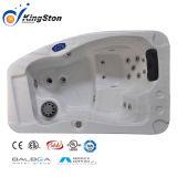 Vasca acrilica dell'interno della vasca calda Jacuzzi/SPA/Hot della mini persona della famiglia 1