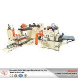 Máquina que introduce de la enderezadora de Decoiler en la fábrica de Ford (MAC4-1600F)
