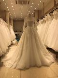 Классицистическое платье венчания конструкции
