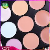 Mejor profesional natural de la oferta especial para el polvo presionado cosmético de los colores aceitosos de la piel 15