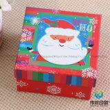 2017 новых прибытия моды адаптированные бумаги Рождество картона Подарочная упаковка