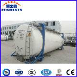 カスタマイゼーションの炭素鋼20FT 36/38cbm水または海水ISOの貯蔵タンクの容器