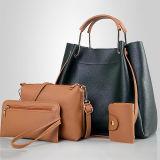 نمو حقيبة يد لأنّ نساء مصمّم حقيبة حقيبة يد شحن الصين مصنع مجموعة حقيبة 4 في 1 [س8571] محدّد