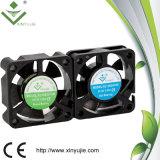 Shenzhen 9 voltios ventilador sin cepillo de poco ruido 30X30X10 de la C.C. del precio de fábrica de 12/24 voltio 3010 30m m