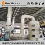Rto/Nanocoposite/microbolhas de purificação de ar de combustão catalítica de gases residuais