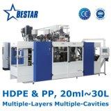 Bestar Automatique Machine de moulage de plastique pour le PEHD PP