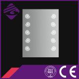 Jnh240高品質のFramelessの浴室LEDによって照らされるセンサーミラー