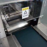 Flujo automático Non-Woven médicos desechables Mascarilla de la máquina de embalaje