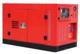 50Hz молчком тип генератор 92kw 115kVA тепловозный с двигателем дизеля Cummins