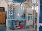 Máquina purificadora de aceite de transformadores para la extracción de impurezas
