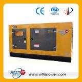 Biogasの電気発電機