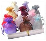 Fabricante Organza pequenos grossistas/Dom Mesh Bag para joalharia