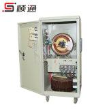 Regulador automático del estabilizador del voltaje la monofásico 30kVA del SVC 30kVA/W