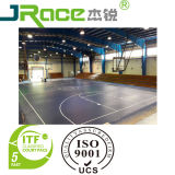Surfacer multi de sport de terrain de basket de but