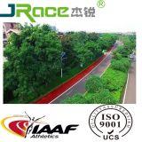 Riciclabile nessuna pista corrente di gomma rossa dell'odore (JRACE)