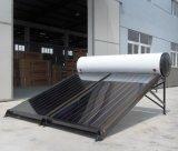painel solar plana integrado no aquecedor de água