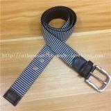 Accessori elastici del cuoio della cinghia del nastro intrecciati banda alla moda