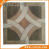 Azulejo de suelo de cerámica rústico del diseño antirresbaladizo del material de construcción