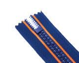 Zipper de Vislon com qualidade superior/extrator extravagante & a fita colorimétrica