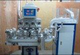Máquina de impressão automática da almofada de quatro cores para a esfera de golfe com transporte En-C160/4A