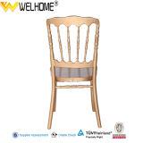 Твердый деревянный стул Versalles золота, стулы Наполеон для случаев