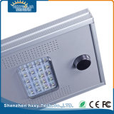 20W Outdoor Rue lumière solaire intégré produit d'éclairage LED