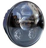 """40W 5.75 """"Orsam Headlight com DOT, E-MARK para Harley Davidson"""