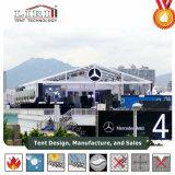 Tent van de Hangaar van het aluminium de Transparante voor Verkoop India