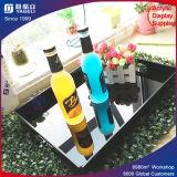 Le meilleur plateau acrylique de vente de portion avec le traitement