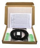 1X32 Caixa de ABS SC/APC ficha 2,0mm 1m divisor PLC em Fibra Óptica