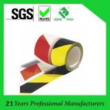"Fita de advertência de PVC amarelo e branco subterrâneo 2 ""X 45m"