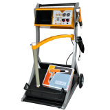 Elektrostatischer Puder-Beschichtung-Stand und Lack-Maschine