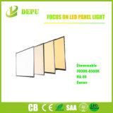 Instrumententafel-Leuchte des LED-Flachbildschirm-Licht-75W Dimmable 600X1200 LED mit CRI80 100lm/W