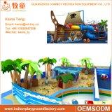 Estilo interno macio do oceano de Turquia do projeto do campo de jogos das crianças