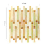 Multicolor плитка мозаики цветного стекла