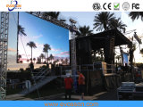 Alto modulo esterno di definizione P8 RGB SMD LED