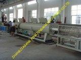 Linha de produção da tubulação do PVC/tubulação que faz a extrusora da tubulação da máquina/tubulação Extruder/PVC