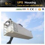 Schneller und einfacher Installations-Behälter-modulares Haus
