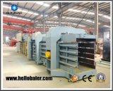 Здравствулте! бумага машины гидровлического давления Baler тюкуя автоматическая горизонтальная, пластмасса рециркулируя машину Hfa8-10