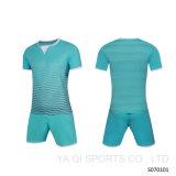 Оптовые китайские футбольные Jerseys, сублимация Китай Дешевые спортивная одежда, пользовательские дешевые футбольные комплекты Китай