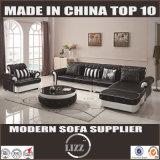 Heißer Verkaufs-Chesterfield-ledernes Sofa (Lz069)